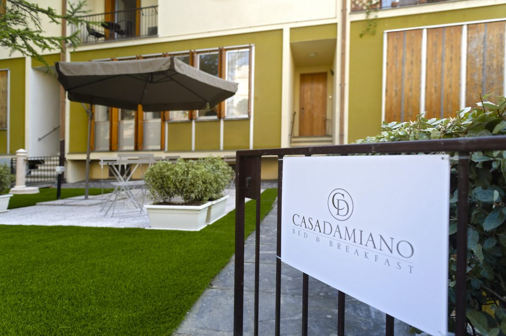 Casa Damiano Bed and Breakfast
